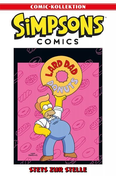 Simpsons Comic-Kollektion 54: Stets zur Stelle
