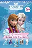 Disney: Die Eiskönigin - Zauberhafter Sticker- und Malspaß