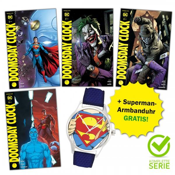 Doomsday Clock Komplett-Bundle