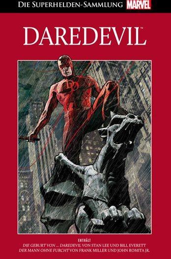 Die Marvel Superhelden Sammlung 10: Daredevil