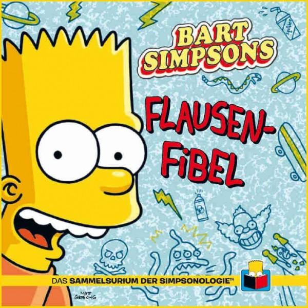 Sammelsurium der Simpsonologie - Bart Simpsons Flausen-Fibel