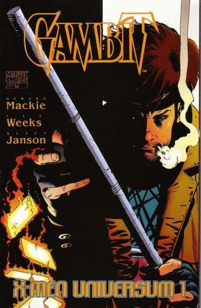 X-Men Universum 1 : Gambit