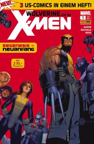Wolverine & die X-Men 1