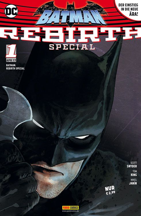 Batman: Rebirth Special