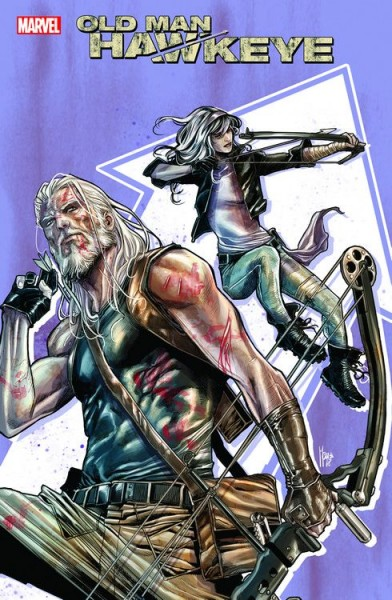 Old Man Hawkeye 2