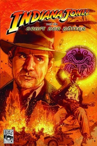 Indiana Jones und die Gruft der Götter