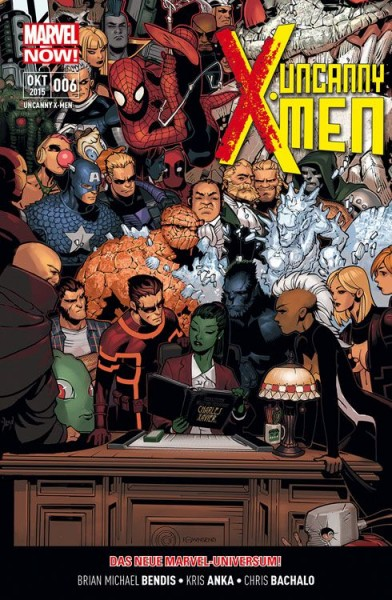 Uncanny X-Men 6: Der Omega-Mutant