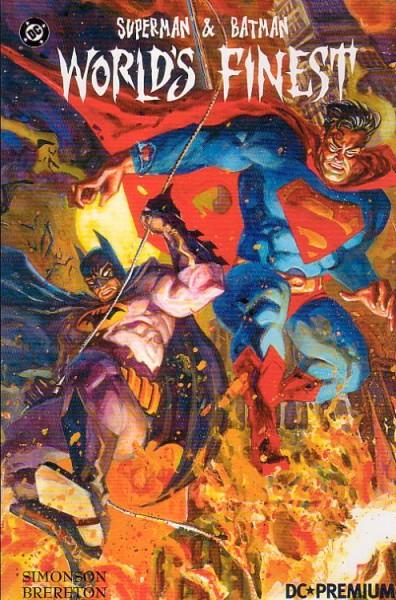 DC Premium 16: Superman & Batman World's Finest