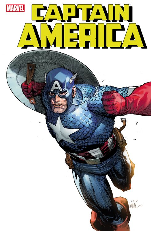Captain America 1 - Neuanfang - Variant