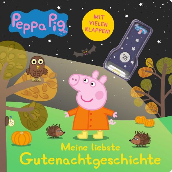 Peppa - Meine liebste Gutenachtgeschichte