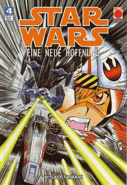 Star Wars 4: Eine neue Hoffnung
