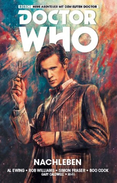 Doctor Who - Der elfte Doctor 1 - Nachleben