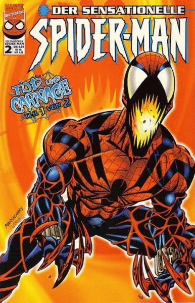 Der sensationelle Spider-Man 2