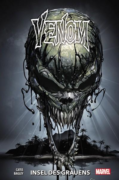 Venom 6: Insel des Grauens Cover