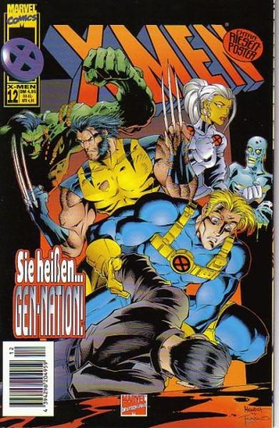 X-Men 12: Sie Heissen... Gen-Nation!