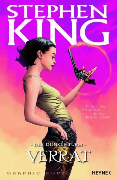 Stephen King - Der dunkle Turm 3: Verrat