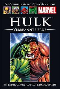 Hachette Marvel Collection 88: Hulk - Verbrannte Erde