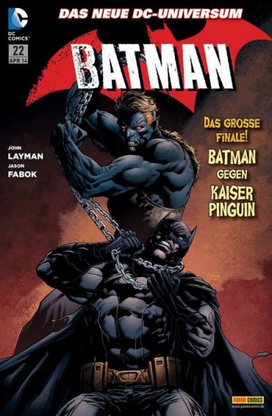 Batman 22 (2012)