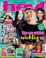 hey! Magazin für Kids und Teens Cover
