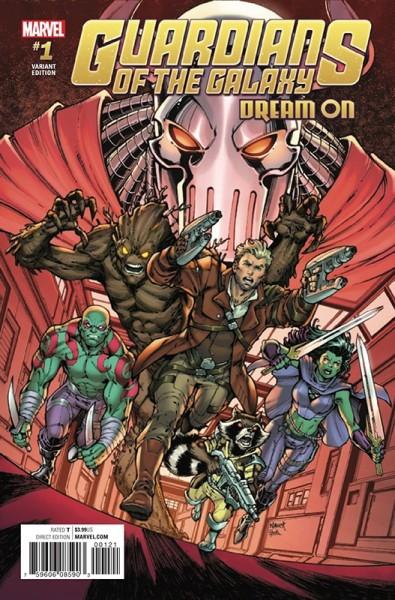 Guardians of the Galaxy 1: Die neuen Guardians Variant 2