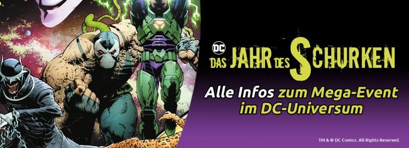 Das Jahr des Schurken – Alle Infos zum Mega-Event im DC-Universum