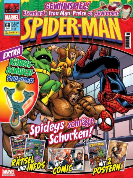 Spider-Man Magazin 69