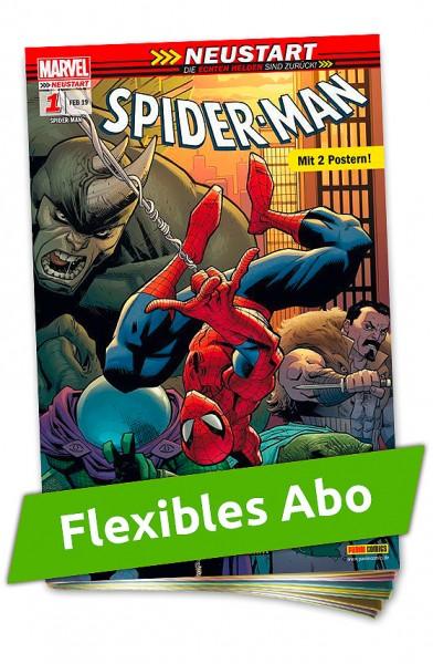 Flexibles Abo - Spider-Man Heft