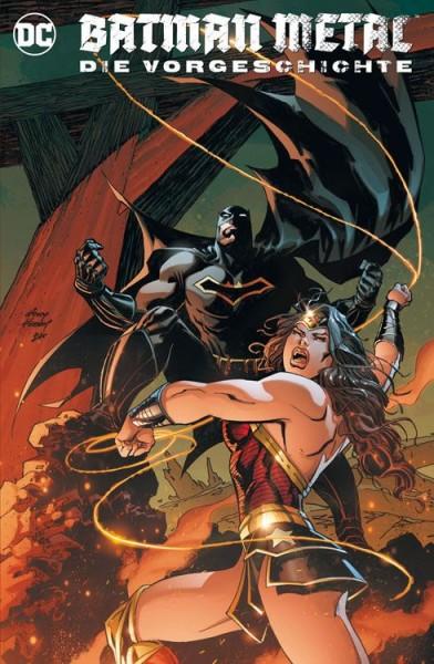 Batman Metal: Die Vorgeschichte 2 Variant