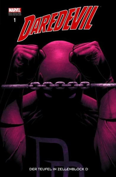 Daredevil 1 (2008): Der Teufel in Zellenblock D