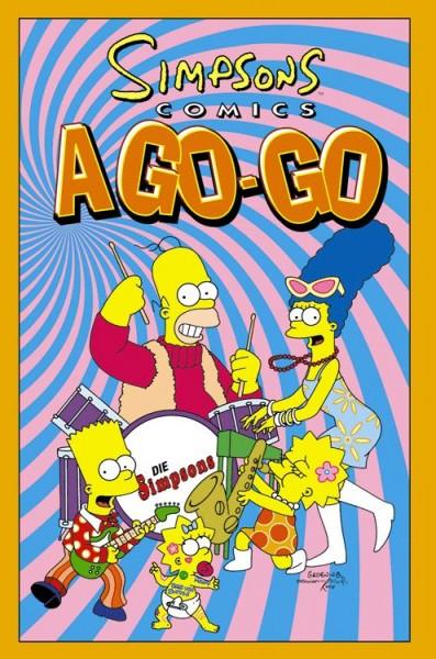 Simpsons Sonderband 8: A Go-Go