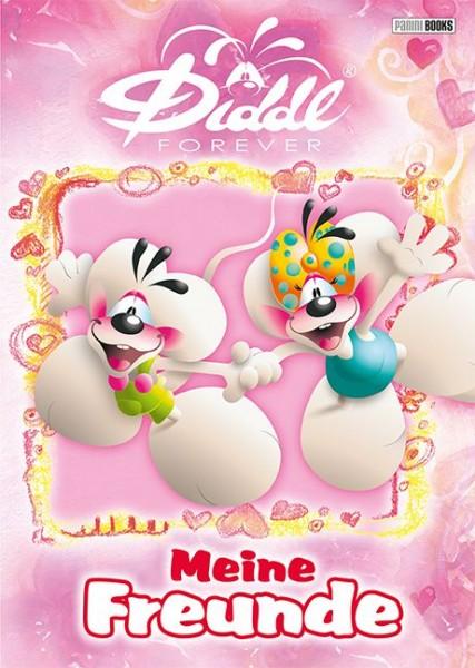 Diddl - Meine Freunde Freundebuch Cover