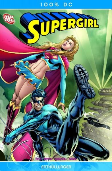 100% DC 10: Supergirl - Enthüllungen