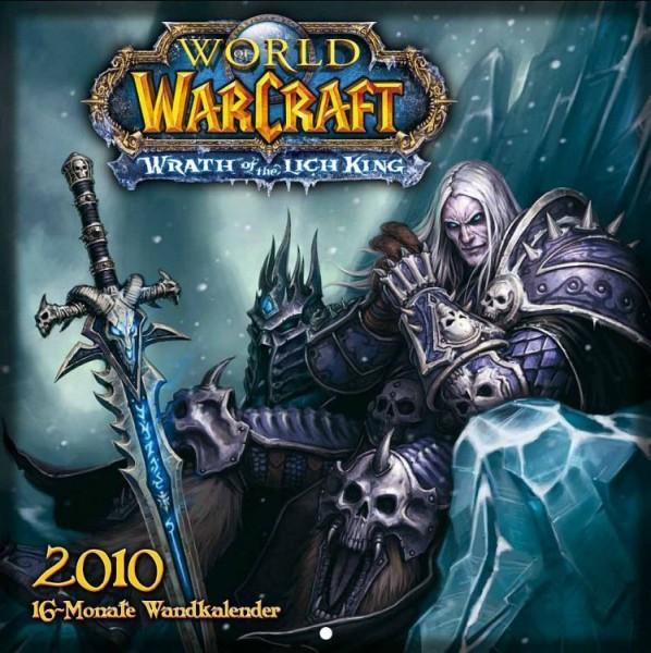 World of Warcraft - Wandkalender (2010)
