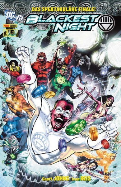 Blackest Night 8