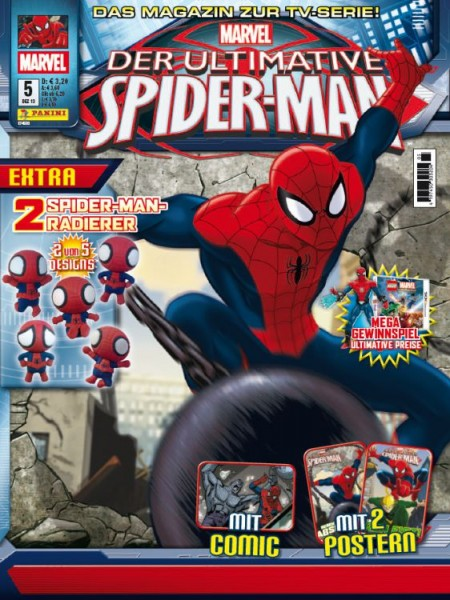 Der ultimative Spider-Man - Magazin 5