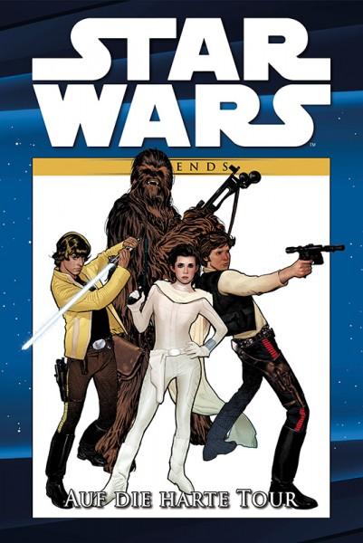Star Wars Comic-Kollektion 105 Auf die harte Tour Cover