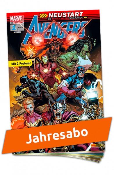 Jahresabo - Avengers Heft