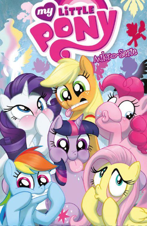 My Little Pony: Micro Series Sammelband