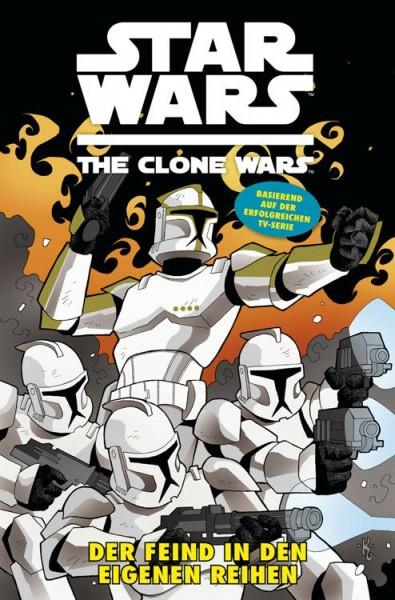 Star Wars - The Clone Wars 12 - Der Feind in den eigenen Reihen