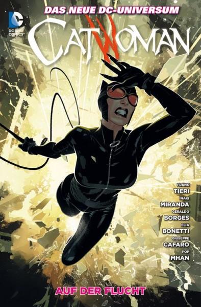 Catwoman 9 (2012): Auf der Flucht