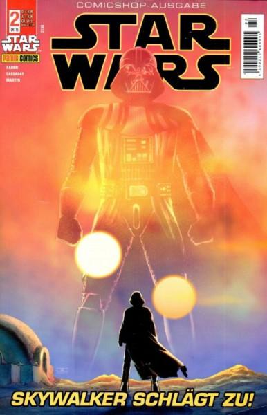 Star Wars 2: Skywalker schlägt zu! 1 - Comicshop-Ausgabe
