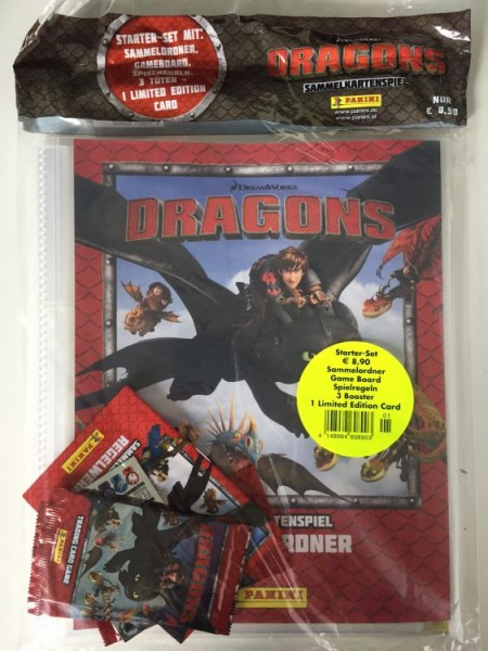 Dragons - Sammelkarten - Starter-Set