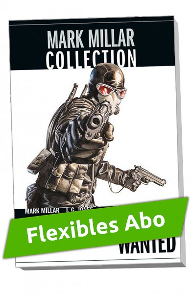 Flexibles Abo - Mark Millar Collection