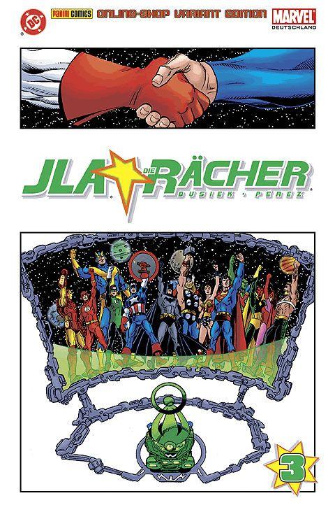 JLA/Die Rächer 3