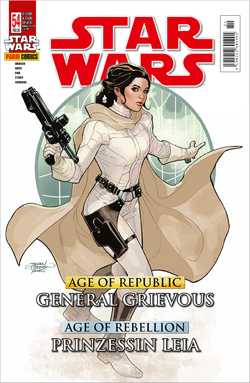Star Wars 54: Age of Republic -...