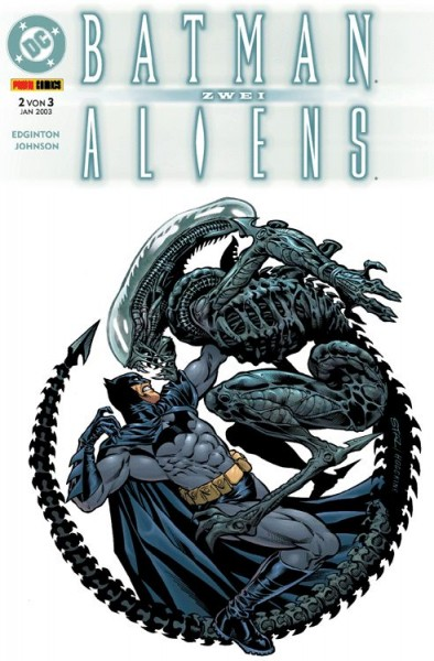 Batman/Aliens II: Band 2