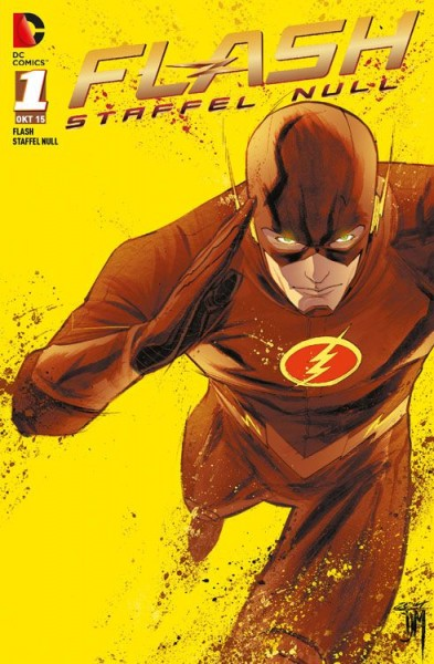 The Flash - Staffel Null 1 Variant - Comic Action 2015