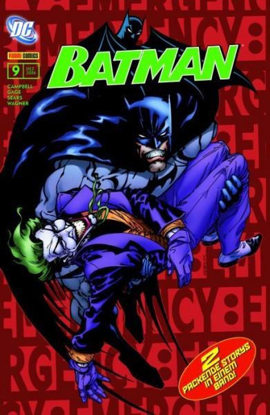 Batman Sonderband 9: Ein Notfall in Gotham