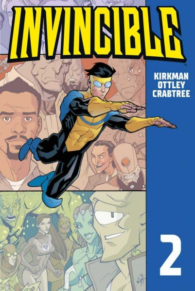 Invincible 2 Cover