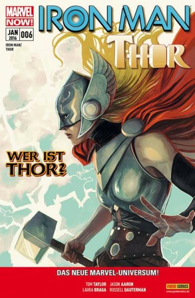 Iron Man/Thor 6